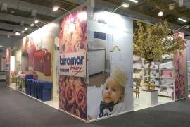 Stand Biramar na FIT 2013, a maior feira do segmento infanto-juvenil-bebê, que participamos há mais de 17 anos.