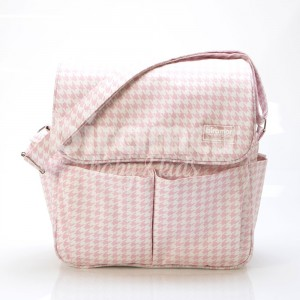 Bolsa com Trocador Brooklyn Windsor Rosa